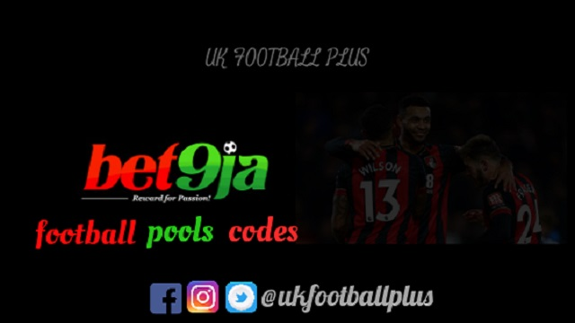 Bet9ja pools codes