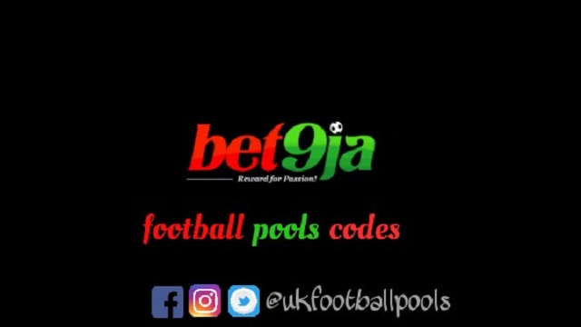 week 34 bet9ja pool code