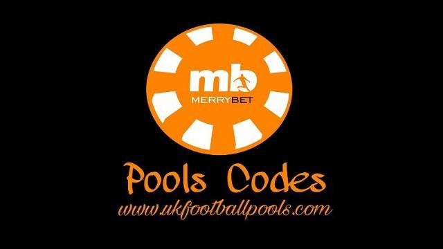 merrybet pool code