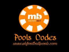 Week 30 Merrybet Pool Codes 2020: Merrybet Pools Codes – UK 2019/2020