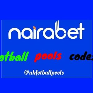 Week 29 Nairabet Pool Codes 2020: Nairabet Pools Codes – UK 2019/2020