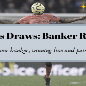 Week 29 Pool Banker Room 2020: Please Proof Your Best Banker, Pair or Winning Line Here!