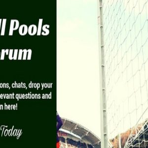 Week 23 Pools Discussion and Chat Room – UK 2019/2020 Season