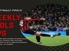 Week 30 Pools Tips – UK 2019/2020 Season