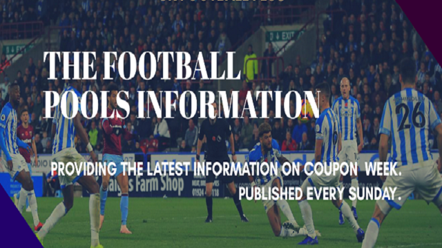 Week 30 Football Pools Information for UK 2018/2019 Season