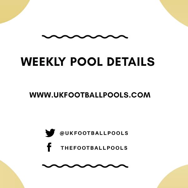 Weekly Pool Details