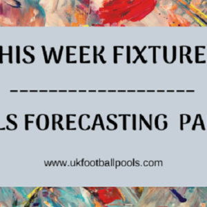 Week 36 Weekly 1.X.2 Matrix Pools Papers – English 2018/2019 Season