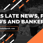 Week 47 Pools Late News, Pools Draws and Pools Banker 2020