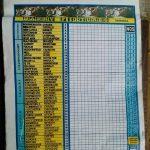 Week 34 Banky Fixtures - Page 1