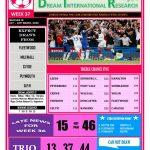 Week 37 Dream International Research - Page 1