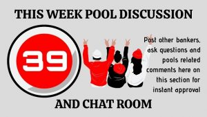 Week 39 pool diccussion room 2020