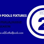 Week 2 Australia Pools Fixtures – Aussie 2020 Season