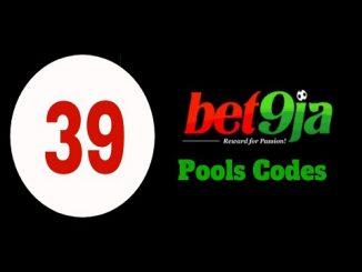 week 39 bet9ja pool code 2020