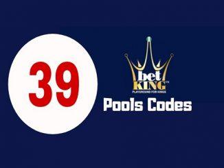 week 39 betking pool code 2020