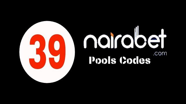week 39 nairabet pool code 2020