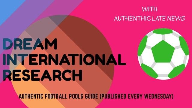 Week 40 dream international research 2020