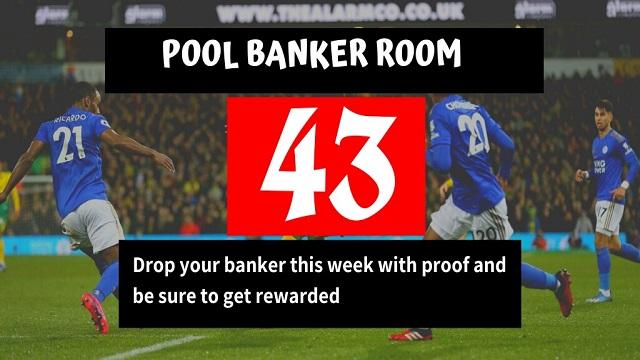 Week 43 banker room 2020