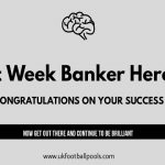 Week 47 Banker Room Champions for Last Week – Aussie 2020 Season