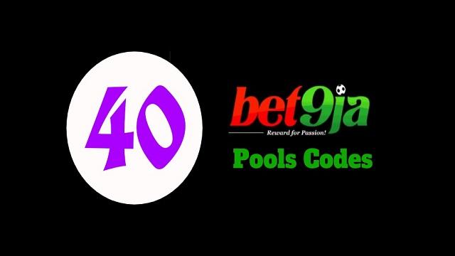 week 40 bet9ja pool code 2020