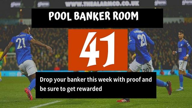 week 41 banker room 2020