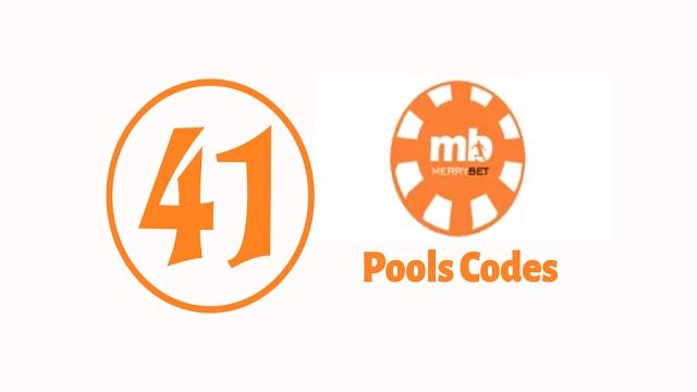 week 41 merrybet pools codes
