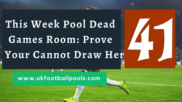week 41 pool dead or cannot room 2020