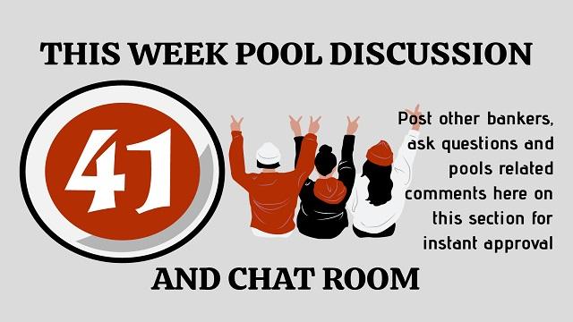 week 41 pool discussion room 2020