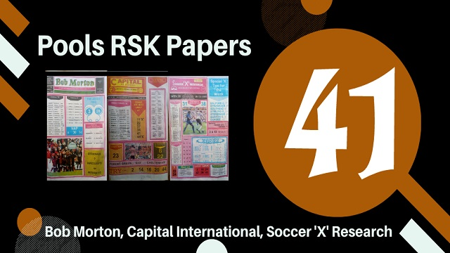 week 41 rsk pools papers 2020