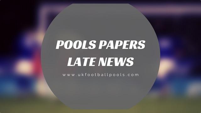 week 42 late news pools papers 2020
