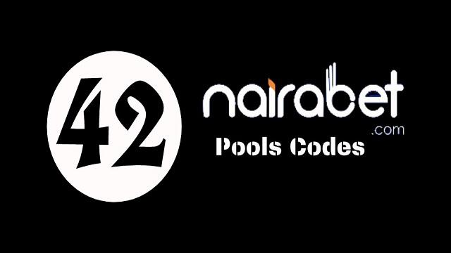week 42 nairabet pool codes 2020