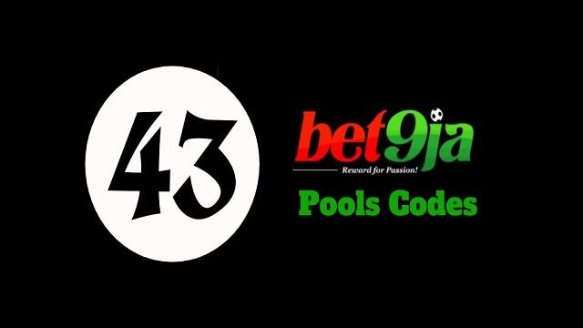 week 43 bet9ja pool code 2020