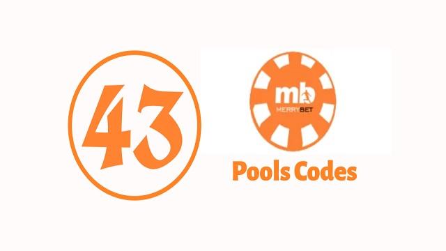 week 43 merrybet pool code 2020