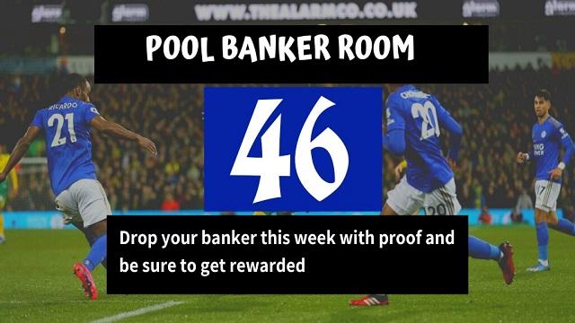 Week 46 Banker Room 2020