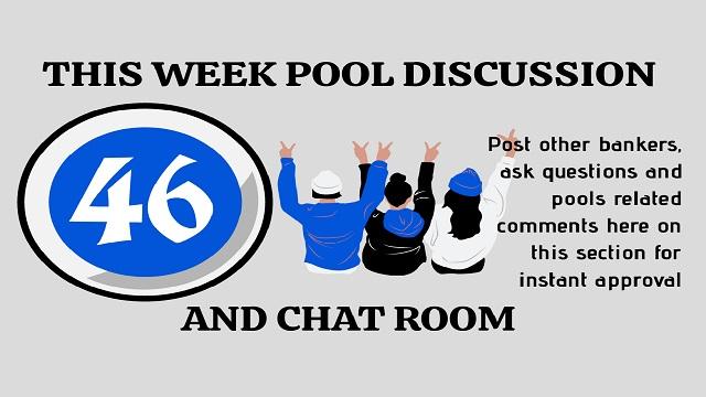 Week 46 Pool Discussion Room 2020
