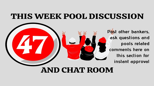 Week 47 Pool Discussion Room