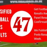 Week 47 Pool Result 2020: Classified Football Pools Panel Results – Aussie 2020