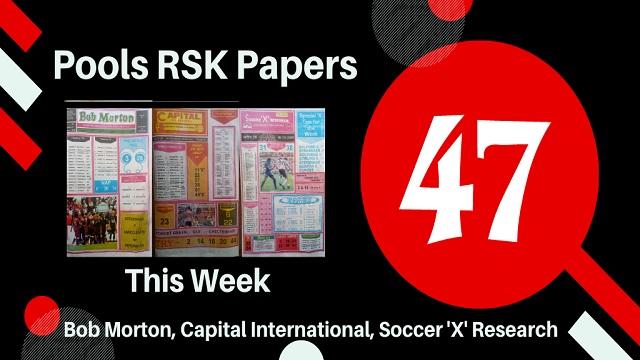 Week 47 Rsk Papers 2020