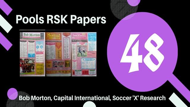 Week 48 Rsk Papers 2020