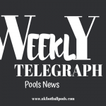 Week 48 Weekly Telegraph Pools News for Saturday 6 June 2020