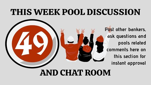 Week 49 Pool Discussion Room 2020