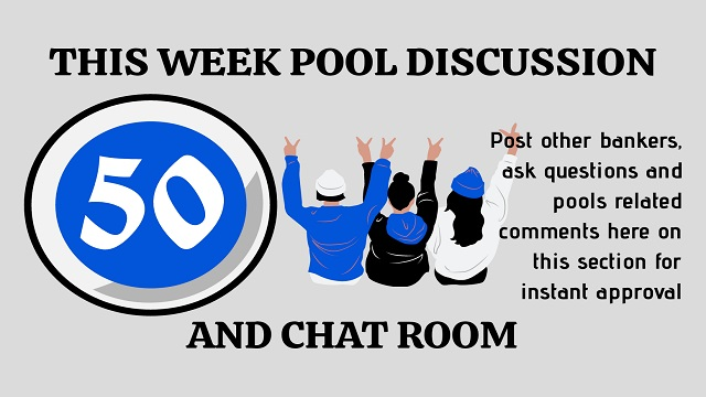 Week 50 Pool Discussion Room 2020
