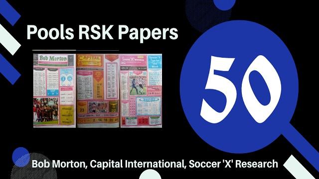 Week 50 Rsk Papers 2020