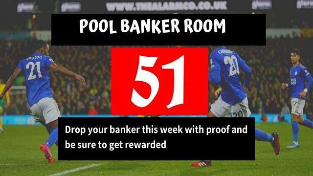 Week 51 Banker Room 2020