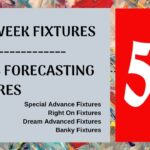 Week 51 Special Advance Fixtures – Aussie 2020