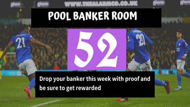 Week 52 Banker Room 2020
