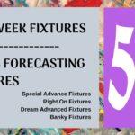 Week 52 Special Advance Fixtures: Pools Fixtures – Aussie 2020