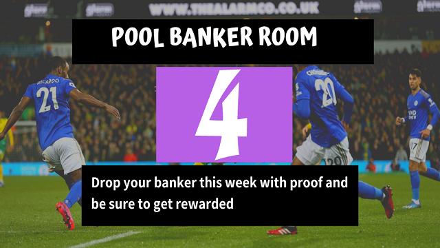 week 4 banker room 2020