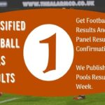 Week 1 Pool Result 2020: Classified Football Pools Results for 11 July 2020