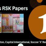Week 1 Pool RSK Papers 2020: Bob Morton, Capital Intl, Soccer X Research, Winstar, BigWin