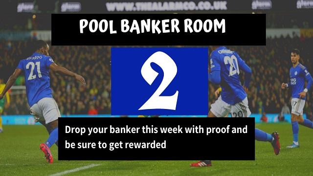 Week 2 Banker Room 2020